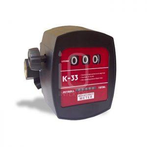 Счетчик для дизельного топлива 20-140 л/мин
