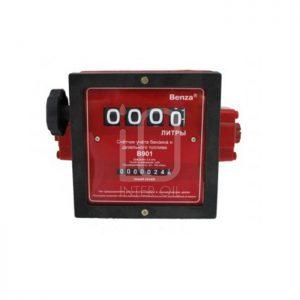 Счетчик для бензина 20-140 л/мин