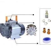 Насос для дизельного топлива 220 В, 20-60 лмин 3